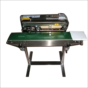 Electric Continuous Band Sealer Machine