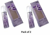 Cipla Saslic Ds Foaming Face Wash 60 ml (Pack of 2), from Life Line Medicos