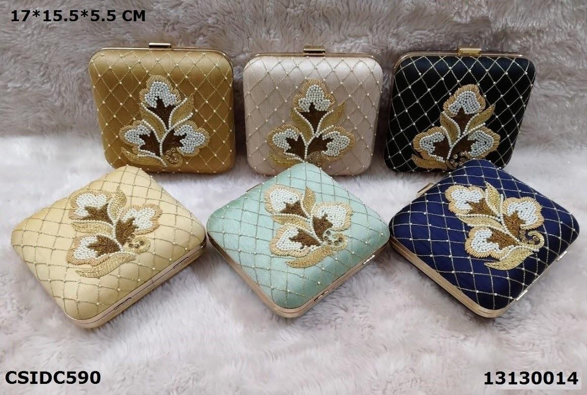 Beautiful and elegant clutches