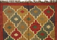 Handmade Kilim Dhurrie