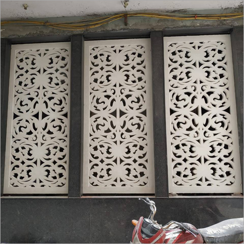 GRC Laser Cutting Panel
