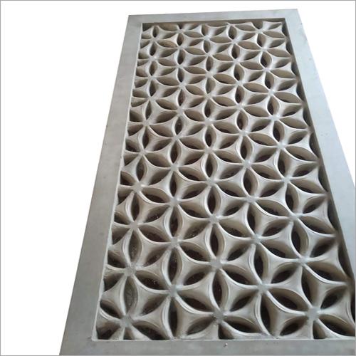 GRC Modern Jali Panel