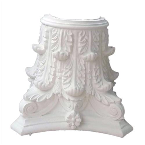 GRC Decorative Column Capital