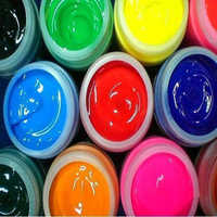 Fluorescent Color Pigment for Ink Base