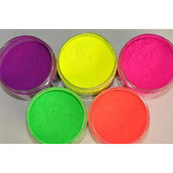 Fluorescent Pigments for Ink Base