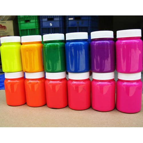 Plastic Fluorescent Color Pigment