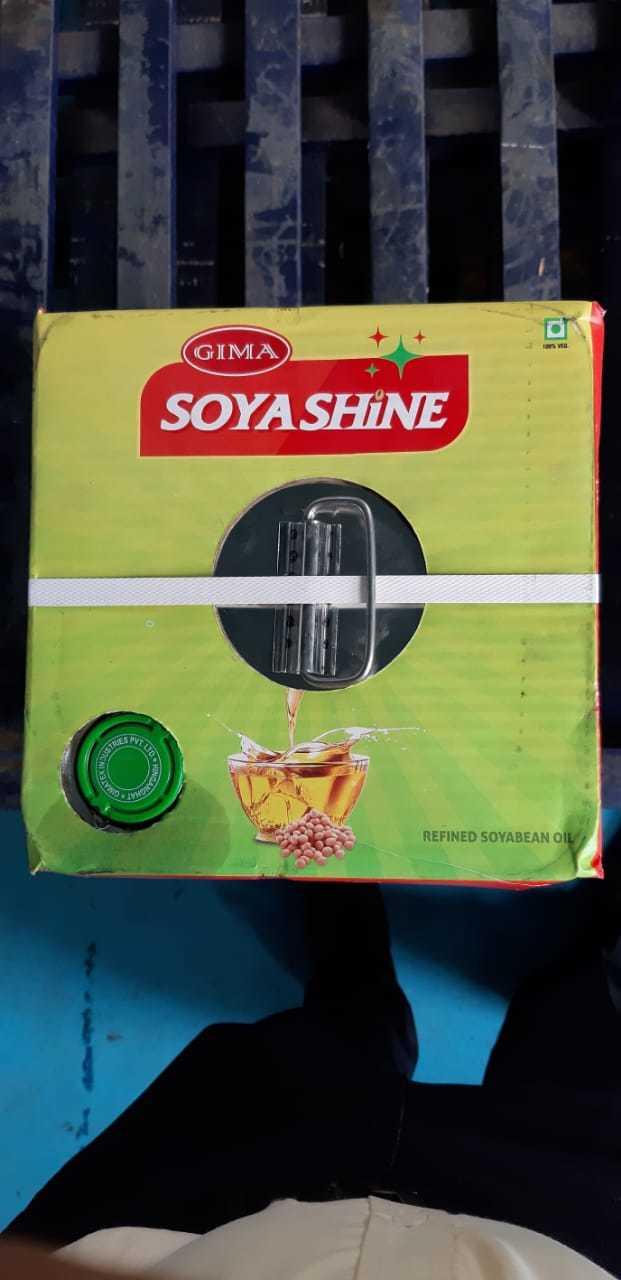 Soyabean Refined Oil (In loose)