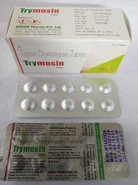 Trypsin Chymtotrypsin Tablets