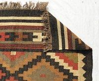 Rectangle Kilim Floor Rug