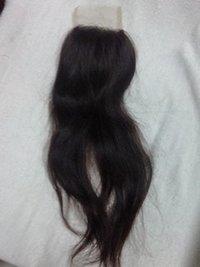 HUMAN HAIR WIG LACE CLOSURE