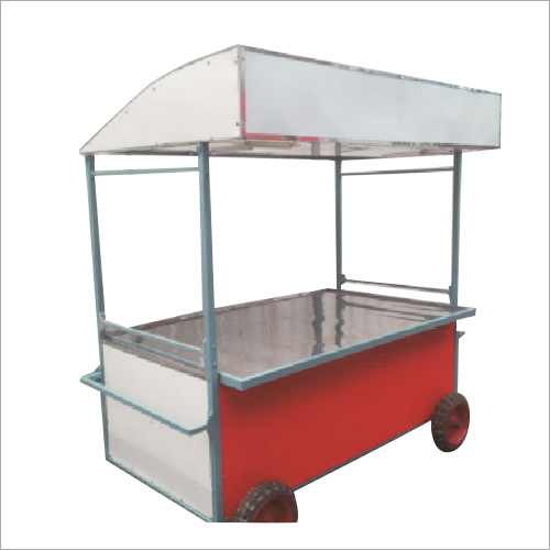 MS Fast Food Paddle Cart