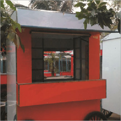 Fast Food Vending Cart