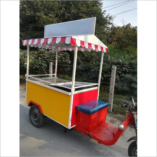 Portable Battery E-Cart