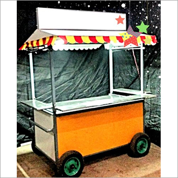MS Portable Fast Food Cart