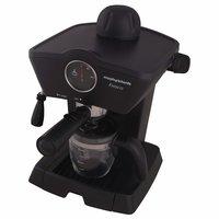 Morphy Richards Fresco 800-Watt 4-Cups Espresso Coffee Maker (Black)