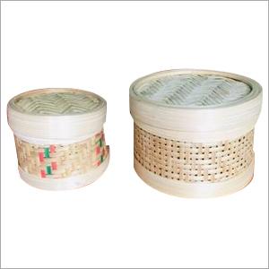 Handmade Bamboo Box