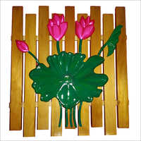 Wooden Handicraft Showpiece