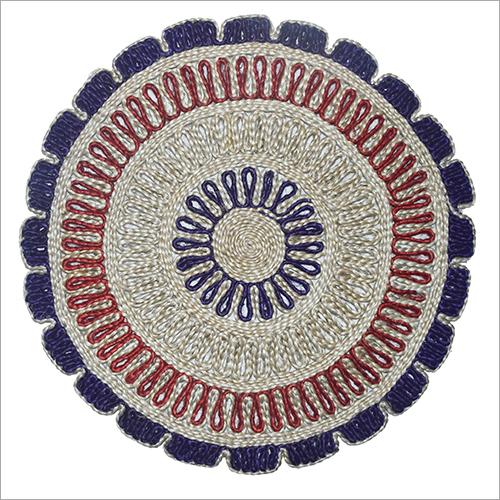 Handmade Round Table Mat