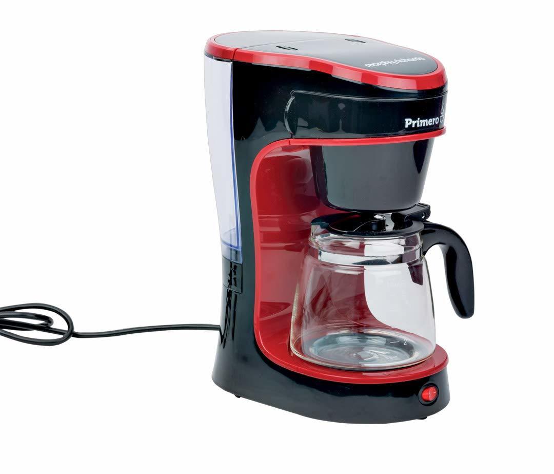 Morphy Richards Primero Drip 6-Cup Coffee Maker (Black)