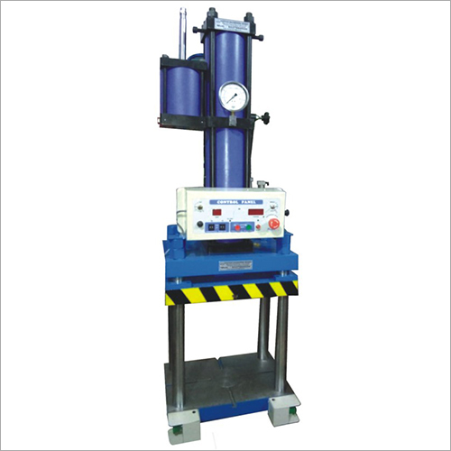 15 Ton Four Pillar Type Hydro Pneumatic Press