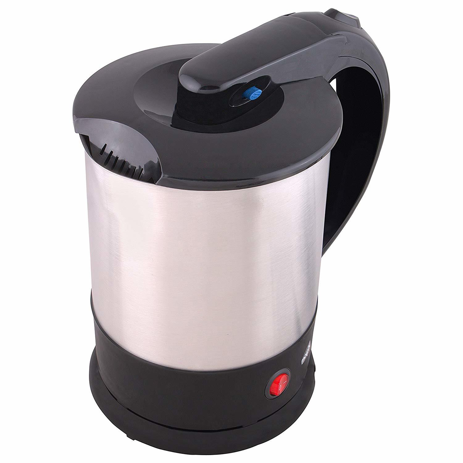 Morphy Richards 1.5-Litre (1850+350) Watt Stainless Steel Tea Maker
