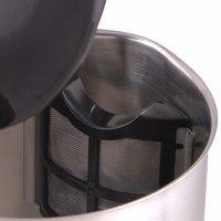 Morphy Richards 1.5-Litre (1850+350) Watt Stainless Steel Tea Maker