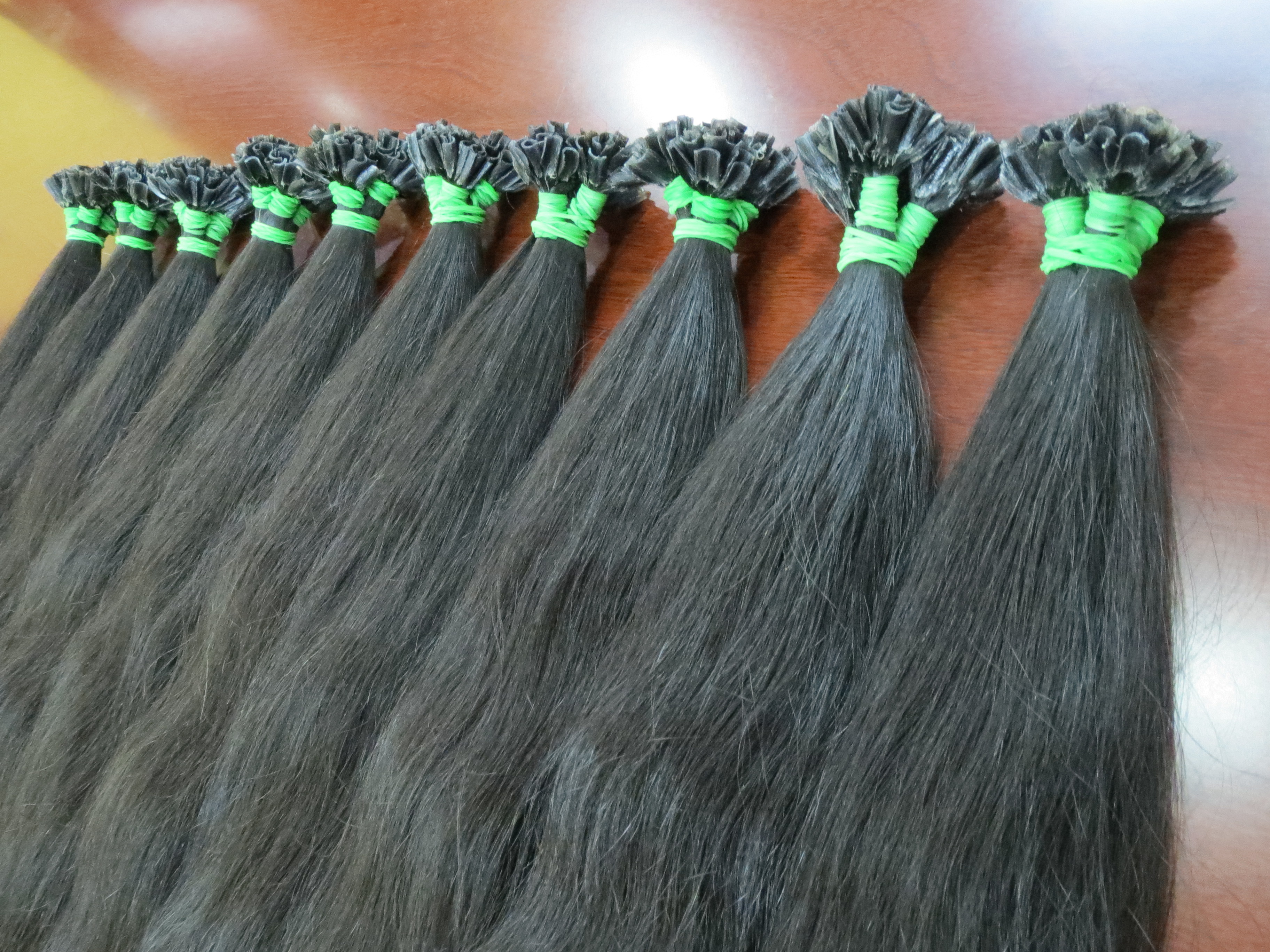 HUMAN HAIR TIP HAIR EXTENSION