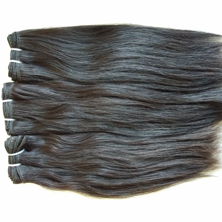 Raw Vintage Straight Human hair
