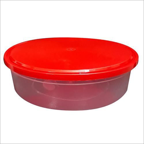 Round Shape Kitchen Container