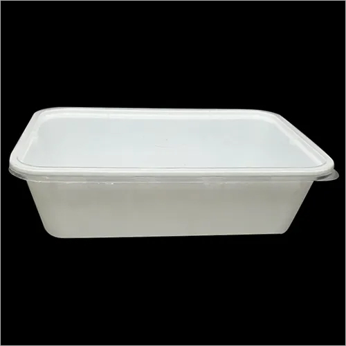 500 ML RECTANGLE CONTAINER