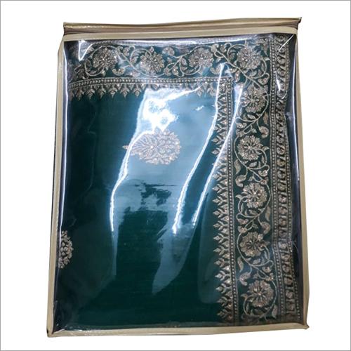 Zipper Saree Packing Bag