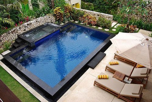 infinity swimming pools construcation