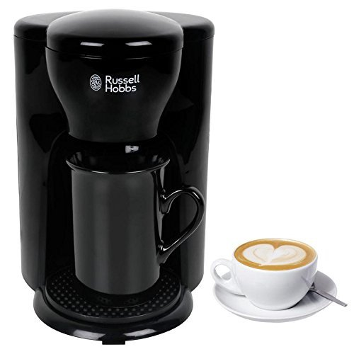 Russell Hobbs RCM1 330-Watt One Cup Coffee Maker