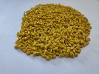 HDPE YELLOW GRANUAL