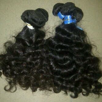 WIGS INDIAN HUMAN THICK CURLY HAIR
