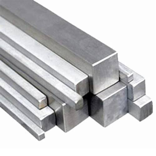 Square Aluminium Bar