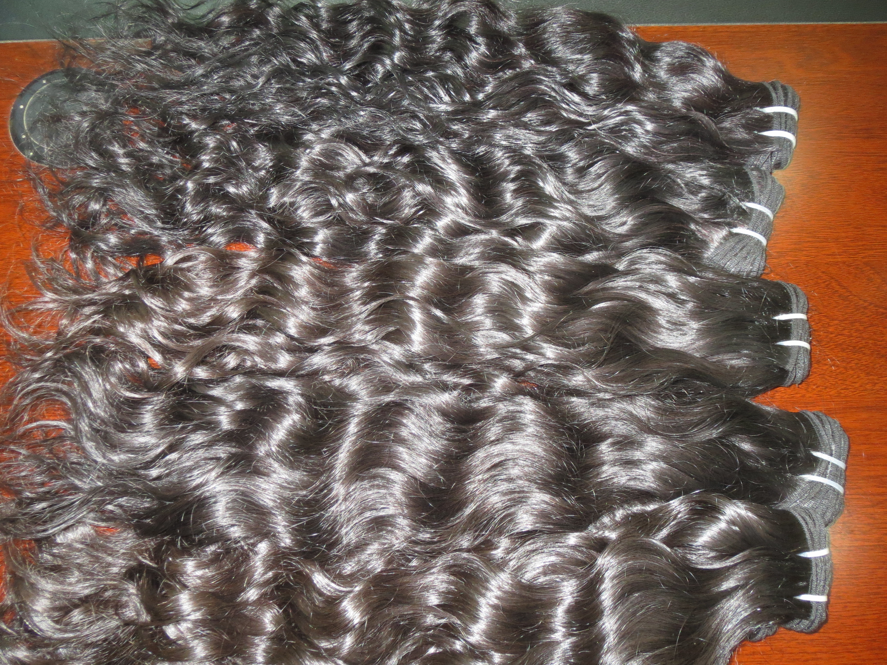 CABELO HUMANO WATER WAVY HAIR