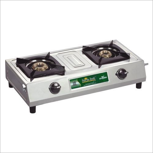 Surya Jyoti CXJ-22, Two Burner LP Gas Stove