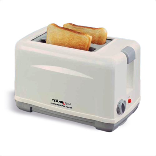 750 W 2 Slice Pocket Pop-Up Toaster