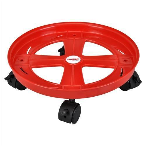Gas Cylinder Round Trolley