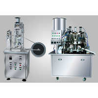 Cosmetic Product Processing Machine