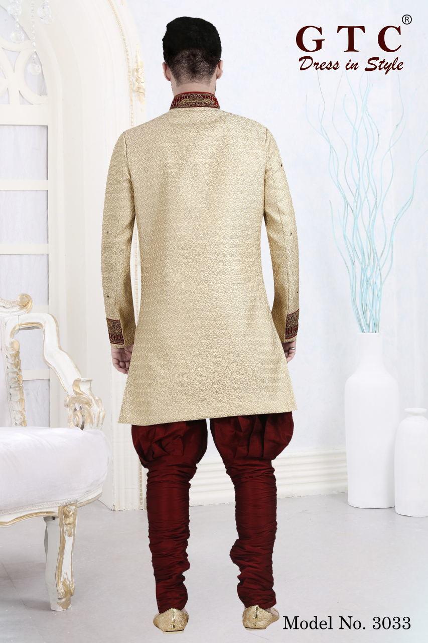 3033 Designer Sherwani