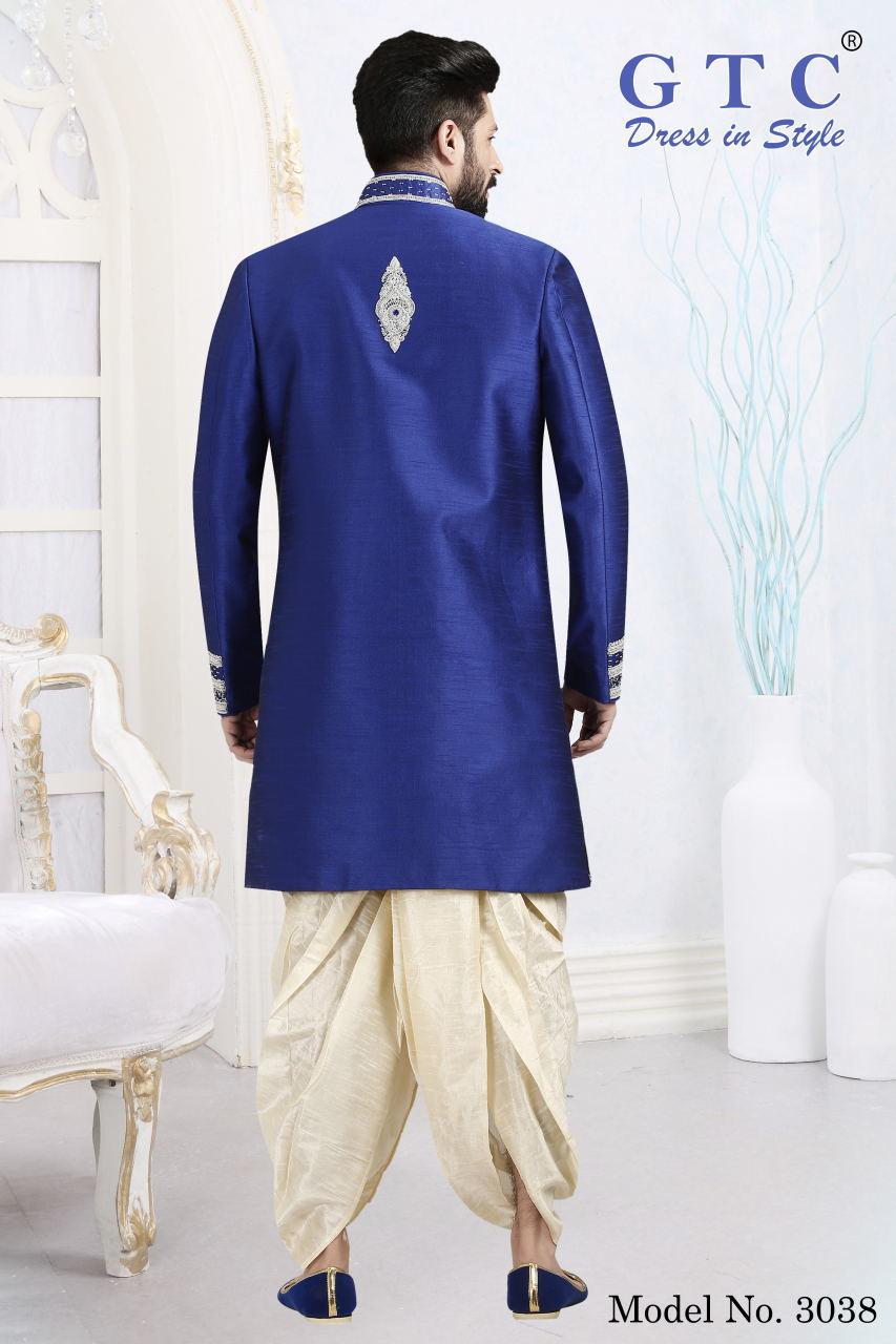 3038 Designer Sherwani