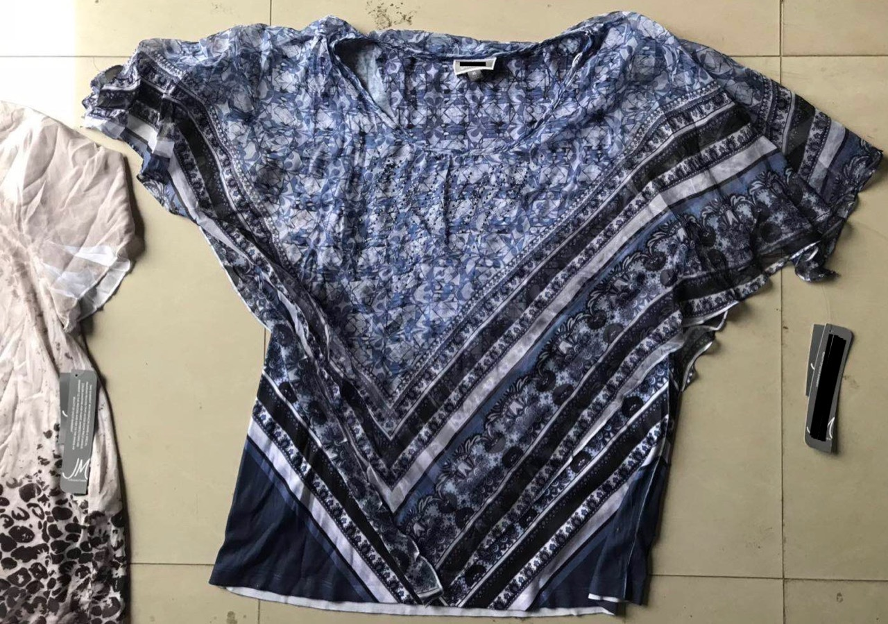 Womens Sublimation Top Stocklot