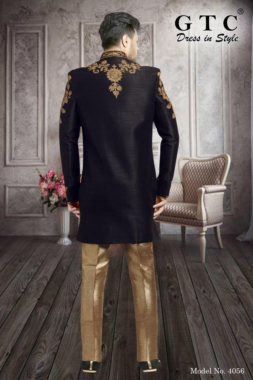 4056 Exclusive & Wedding Sherwani