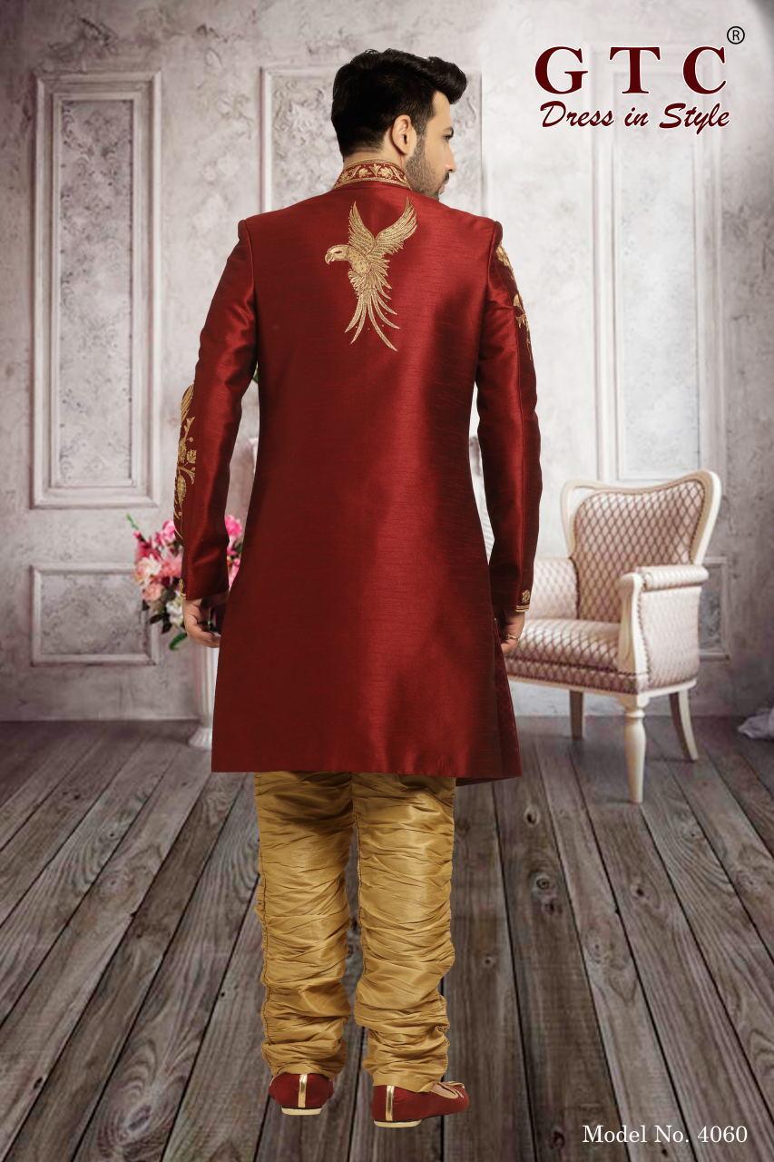 4060 EXCLUSIVE & WEDDING SHERWANI