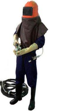 Sand Blasting Operator Suit