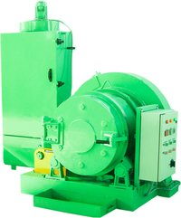 Rotary Barrel Shot Blasting Machine