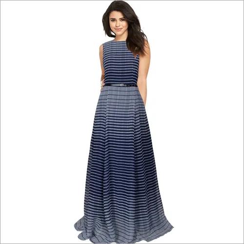 Deccet blue gown