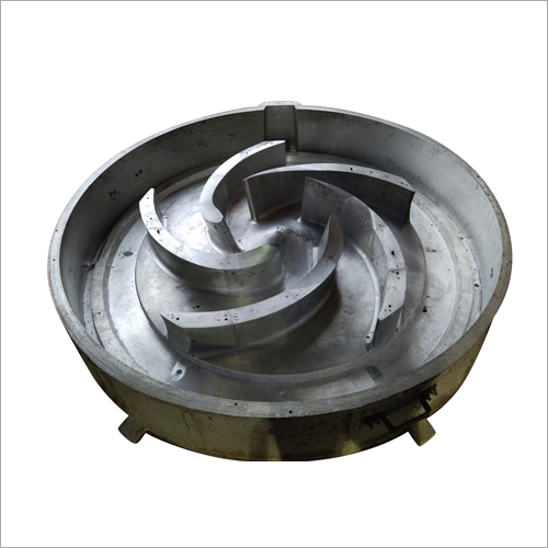 Aluminium Impeller Pattern Job Work Services